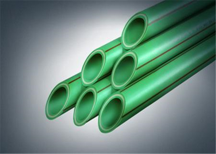 S2.5 Grade PPR Fiberglass Composite Pipe High Pressure Resistant For Building Water Supply